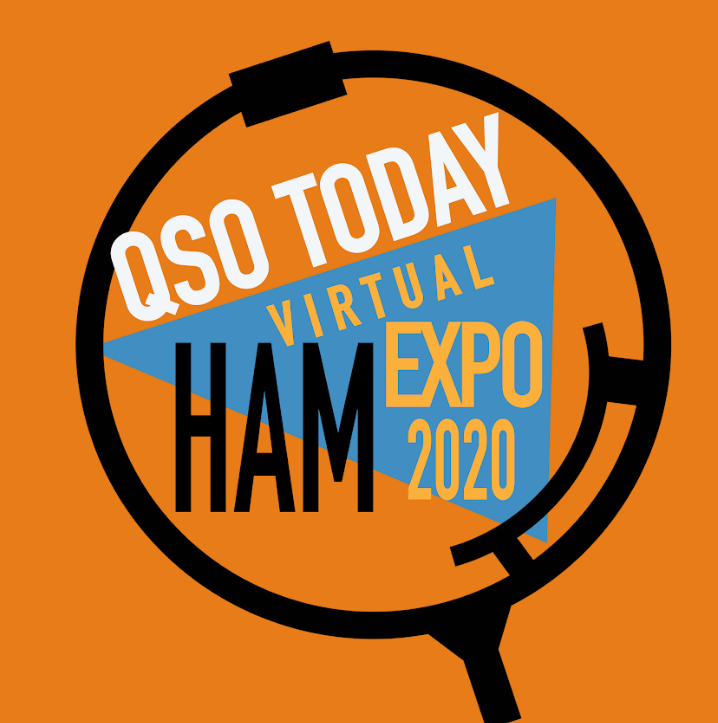 QSO Today Virtual Ham Expo Logo